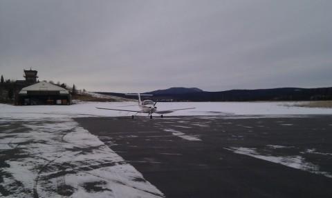 Stakkars LN-NFU har ingen andre fly å leke med.