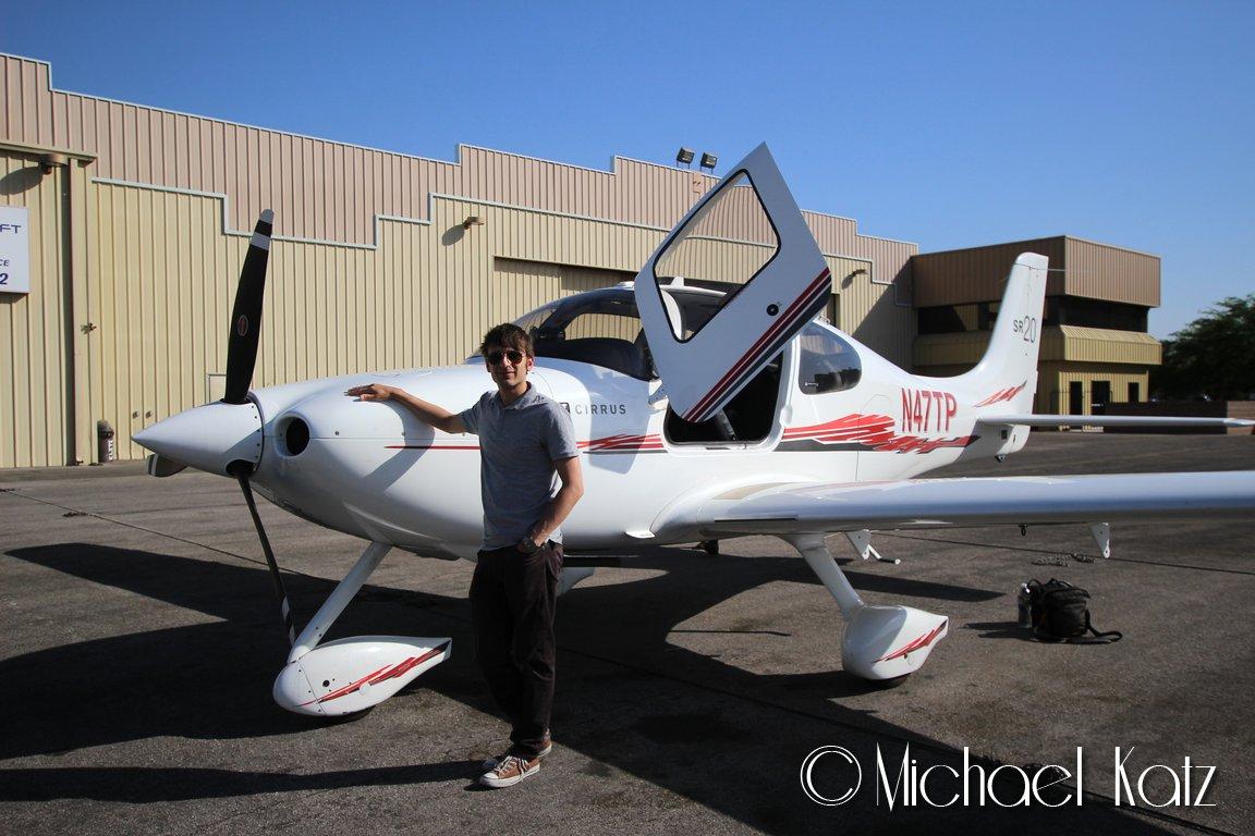 Større enn Cessna.