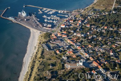 Vesterø Havn. © 2016 Michael Katz